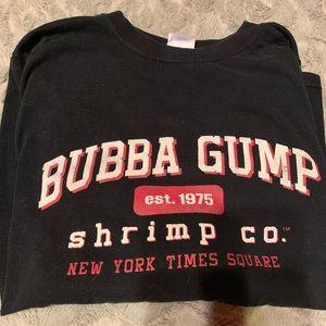 Bubba Gump long sleeve t shirt